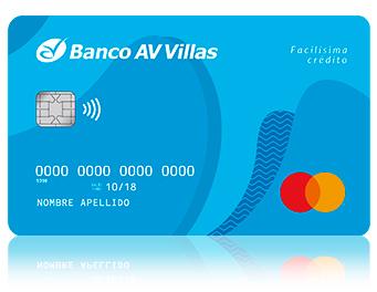 Banco - Tarjeta Av De Villas Crédito Facilisima