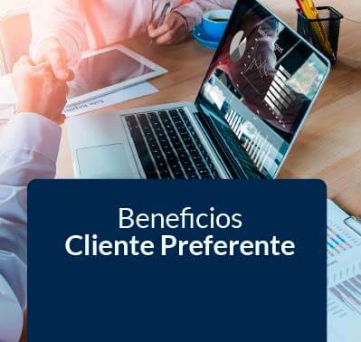Beneficios Cliente Preferente