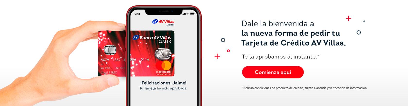 Banco AV Villas - Banca Personal